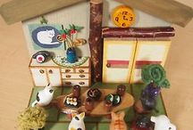Japanese Cute Kawaii Knick Knack / Gathering unique Japanese items