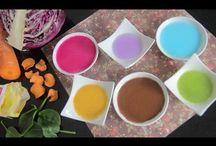 natuurlijke kleurstoffen