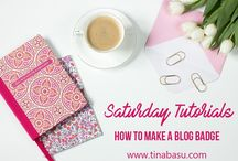 Blog Tutorials
