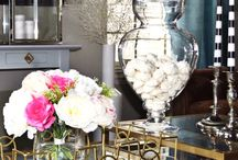 Luxurious Living / Make a statement with these stunning spaces.