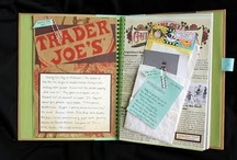 Inspiration (Smash Book, Wreck This Journal, etc.) / by Elizabeth Sanders