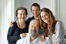 Bud e famiglia
