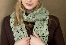 hat & scarf crochet patterns
