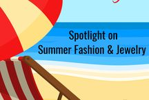 Style Me in Vintage Fashion and Jewelry - Summer Spotlight