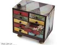 Matchbox & Altoid tins