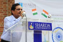 Independence Day Celebration -2015 / ‎Sharda University Celebrating Ceremony of 69th Independence Day of India 2015