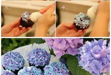 Cupcakes decoracion