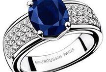 Safir ring