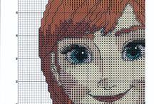 cute cross stitch pattern