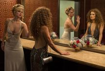 American Hustle Production Design / American Hustle sets inspired by the 1970s. Production Designer Judy Becker, Set Decorator Heather Loeffler. / by American Hustle