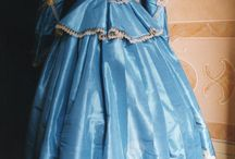 History dresses / A long time ago.........