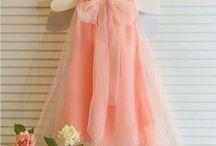 Gaun bayi perempuan
