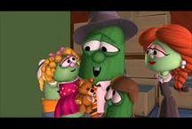 VeggieTales Stuff / by 2014 and Beyond!