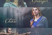Brave Women Characters