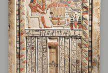Stèles égyptiennes