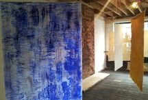 """Bongsu Park's """"Before Lines, After Lines"""" exhibition at Hanmi Gallery"""