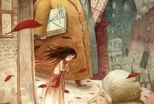 Illustrations :: rebecca