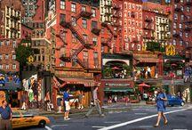 Greenwich Village / by Roger Smith Hotel