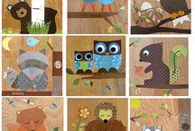 Kids stuff / by Angela Tellez-Spence