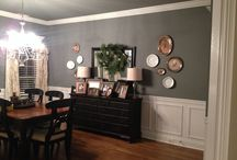 House: Dining Room / by Alicia Wimberley