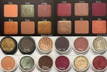 Make up Paletts and more
