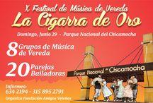 Festivales en Santander / En Santander en todos los pueblos y lugares turísticos se realizan eventos culturales que promocionan nuestras costumbres y patrimonio folclòrico