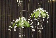 Dekorace z květin