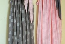 Sewing Ideas / by Tesia Hoffman