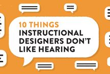 10 Things You Shouldn't Say to Instructional Designers / 10 Things Instructional Designers Don't Like Hearing
