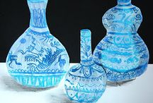 Chinese Ming Vases