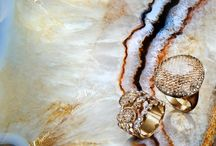 Agate Atena with Gold - It's all about details