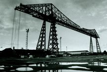 The Best of Teesside / A number of photo's looking at structures.