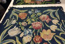 Textil / Allt med tyger och vävning