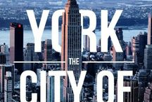 NYC ~ The City that Never Sleeps