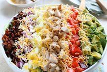 Soup & Salad Recipes