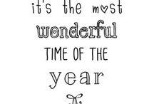December happy noel