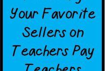 Teachers Pay Teachers / Ideas, resources and strategies for teachers, sellers and buyers at TeachersPayTeachers