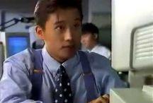 대우통신 광고 (Daewoo Telecom Ads) / 1990년 이병헌 대우통신 컴퓨터 광고! ( Year 1990 BH_Lee's Daewoo Telecom Computer advertisements! )