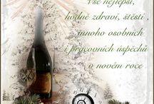 B.J. - VÁNOČNÍ  PŘÁNÍ a Pf...  www.http://aronka6.blog.cz/rubrika/vanocni-prani-a-pf / Vánoční přáníčka a novoročenky