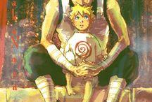 Naruto / Naruto anime and manga