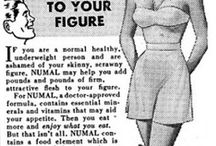 Vintage Ads / Be forewarned, your brain might explode in here.