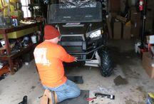 SuperATV Snowplow and SuperATV 3500 Winch install for the Ranger 570 Midsize / SuperATV  740B Clifty Drive  Madison, IN 47250  T: 812.574.7777  F: 812.574.3032  Email: sales@superatv.com   www.SuperATV.com