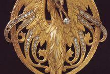 jewelry – art nouveau