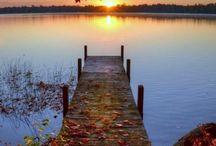 paesaggi autunno inverno / foto