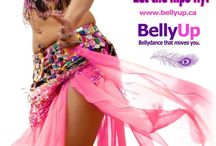 What's Up, BellyUp? / Come check out what is happening at our studio.  Learn to Bellydance at the most gorgeous Bellydance studio this side of Egypt!  Visit us online to register, or call us at 416.414.1115. Classes in Oakville & Mississauga. www.bellyup.ca