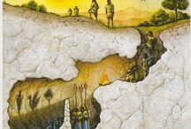 Allegory of the Cave / Images related to Plato's Allegory of the Cave