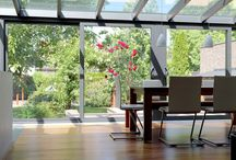 Conservatory Designs / Tired of your conservatory not feeling like part of your home? Check out these conservatory design ideas.