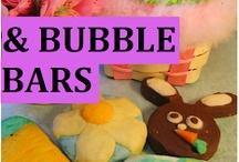DIY Bubble Bars/Bath Bombs / by Kim Disotell