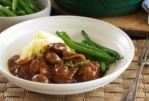 Beef & Lamb recipes