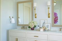 Master Bath / by Chelsea Johnson Price